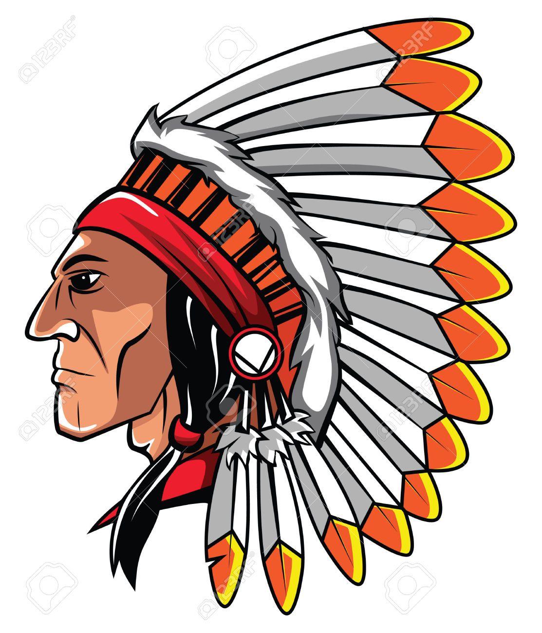 1113x1300 Headdress Clipart Apache
