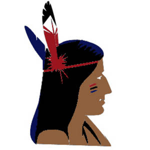 300x300 Toddler With Indian Headdress Clipart Page 2