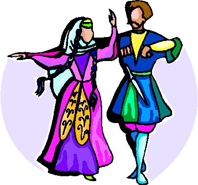 405x379 Arabian Clipart Dancer
