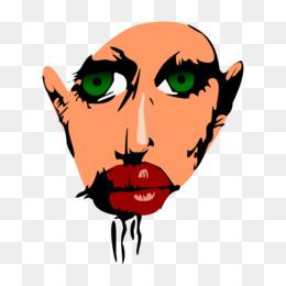 260x260 India Face Clip Art
