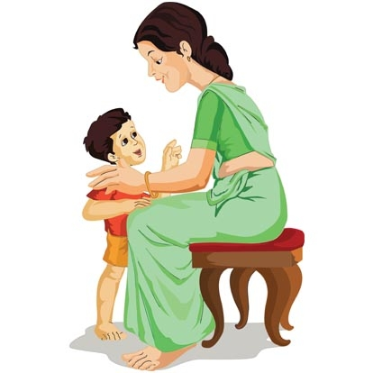 414x414 Mother Clipart Group
