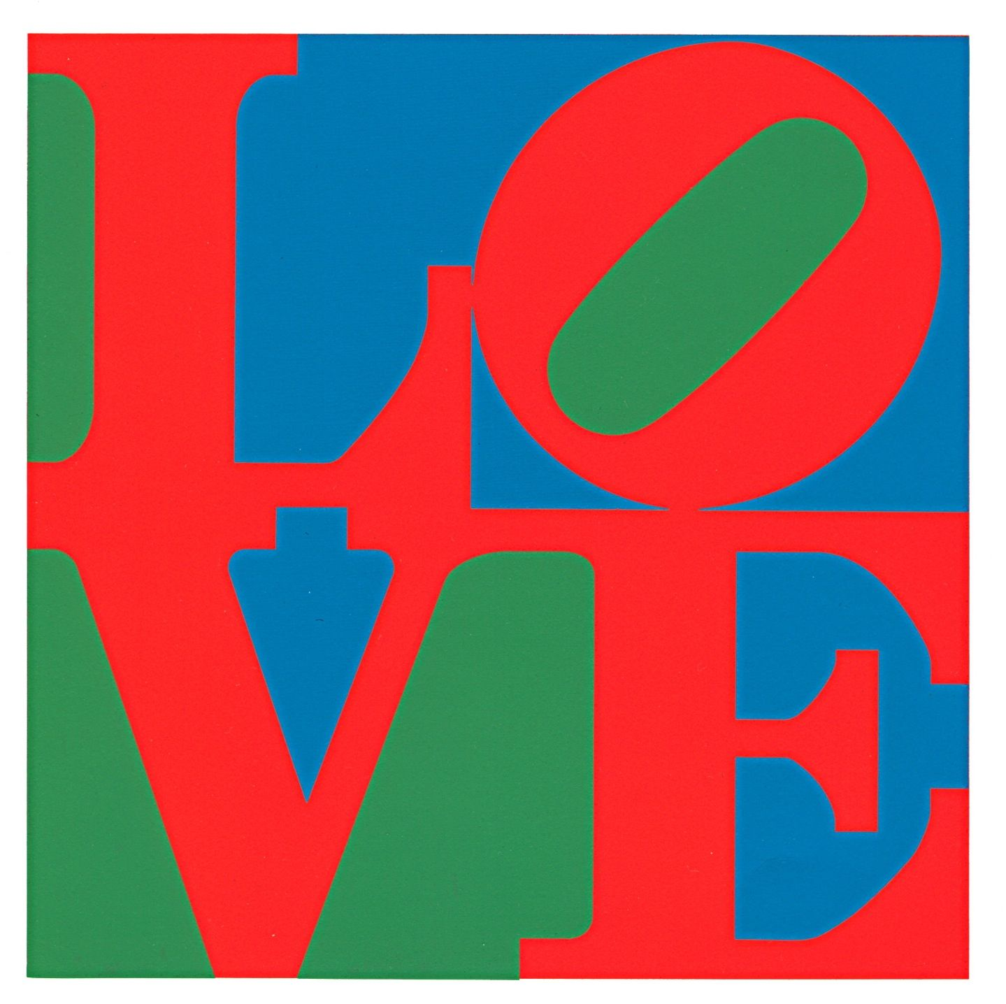 1439x1436 Robert Indiana Silkscreen Love Warhol, Artist And Andy Warhol