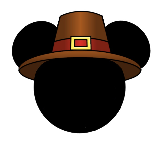 691x600 Disney Clipart Hat
