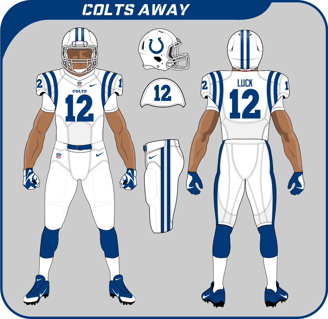 1113x1083 Indianapolis Colts Away Jersey