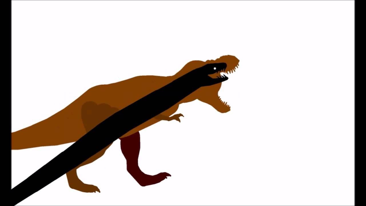 1280x720 Indominus Rex Fan's Tyrannosaurus Rex Vs Titanoboa Cerrejonensis