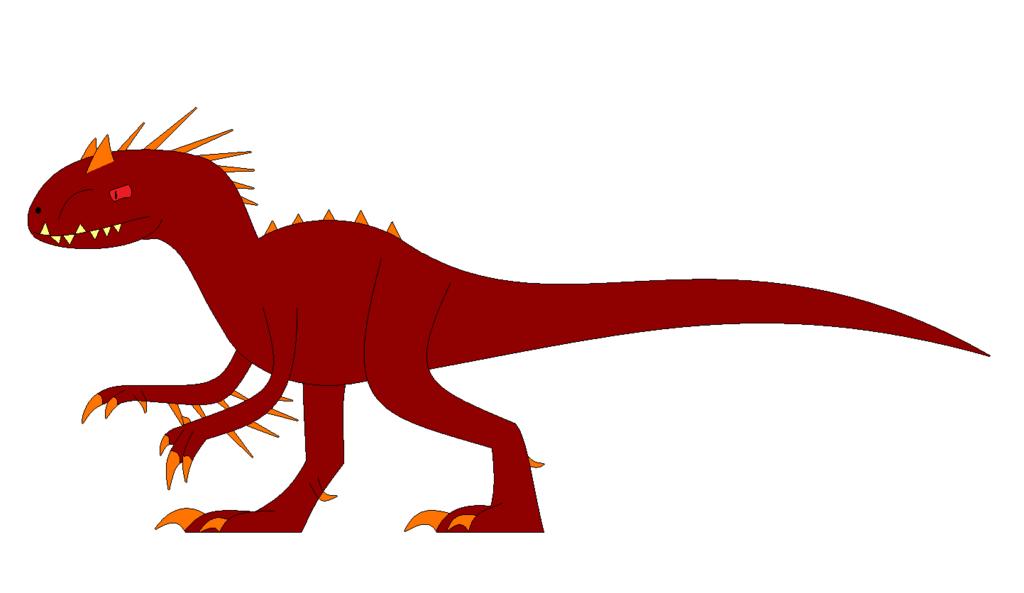 1024x593 Kenneth As A Indominus Rex By Kaijudialga