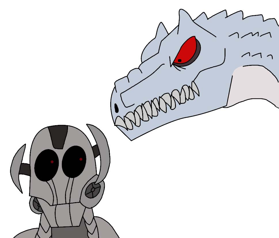 969x825 Ultron And Indominus Rex By Alienhominid2000