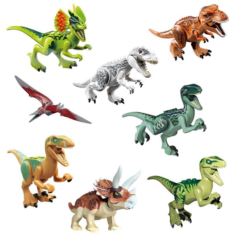 800x800 Zxz Single Sale Dinosaurs Indominus Rex Echo Dilophosaurus
