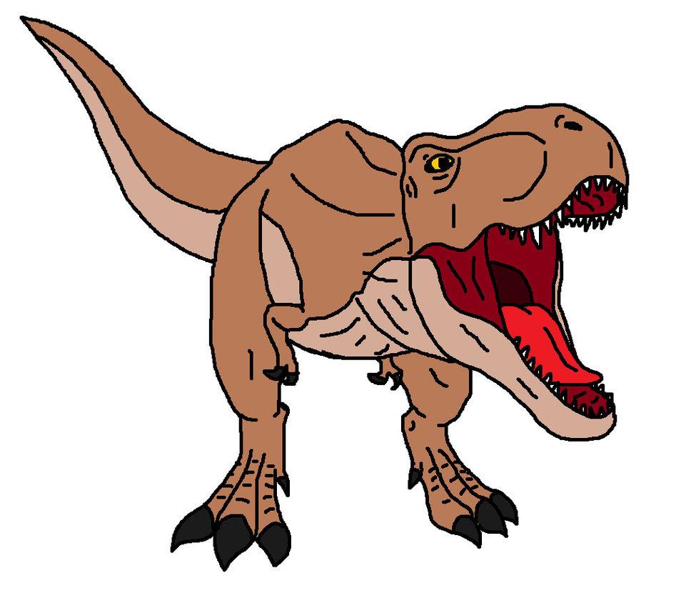947x844 Rexy The T Rex By Avispaneitor