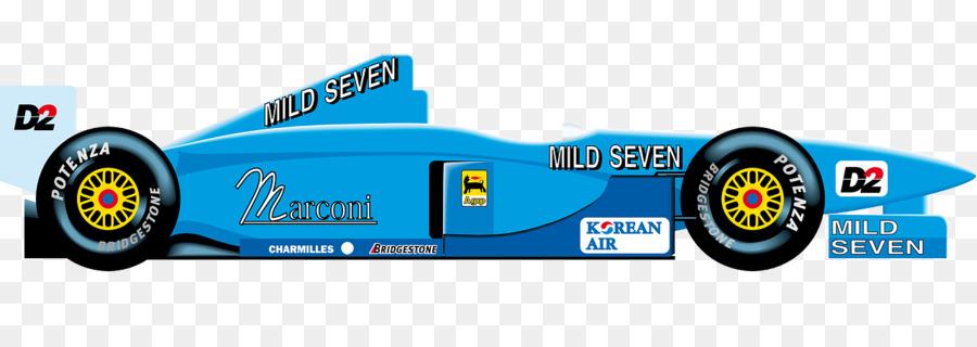 900x320 Formula One Car Auto Racing Clip Art