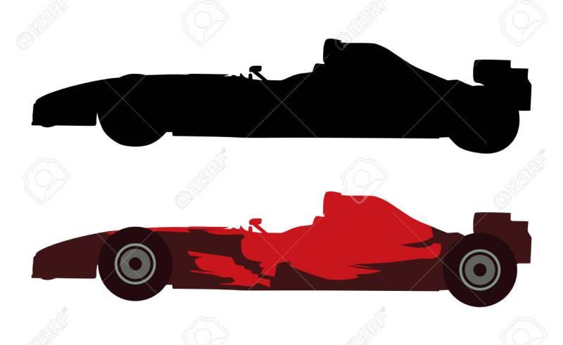 800x491 Race Car Silhouette Clip Art National Car Bg