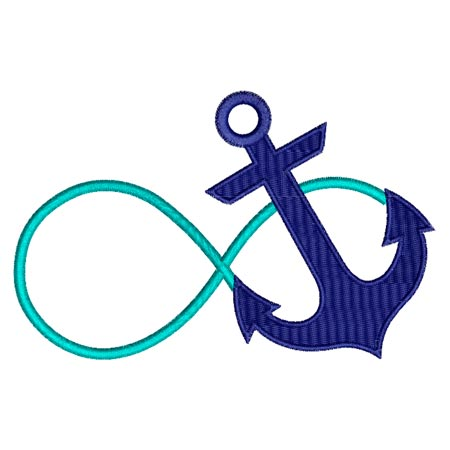 450x450 Infinity Clipart Anchor Free Collection Download And Share