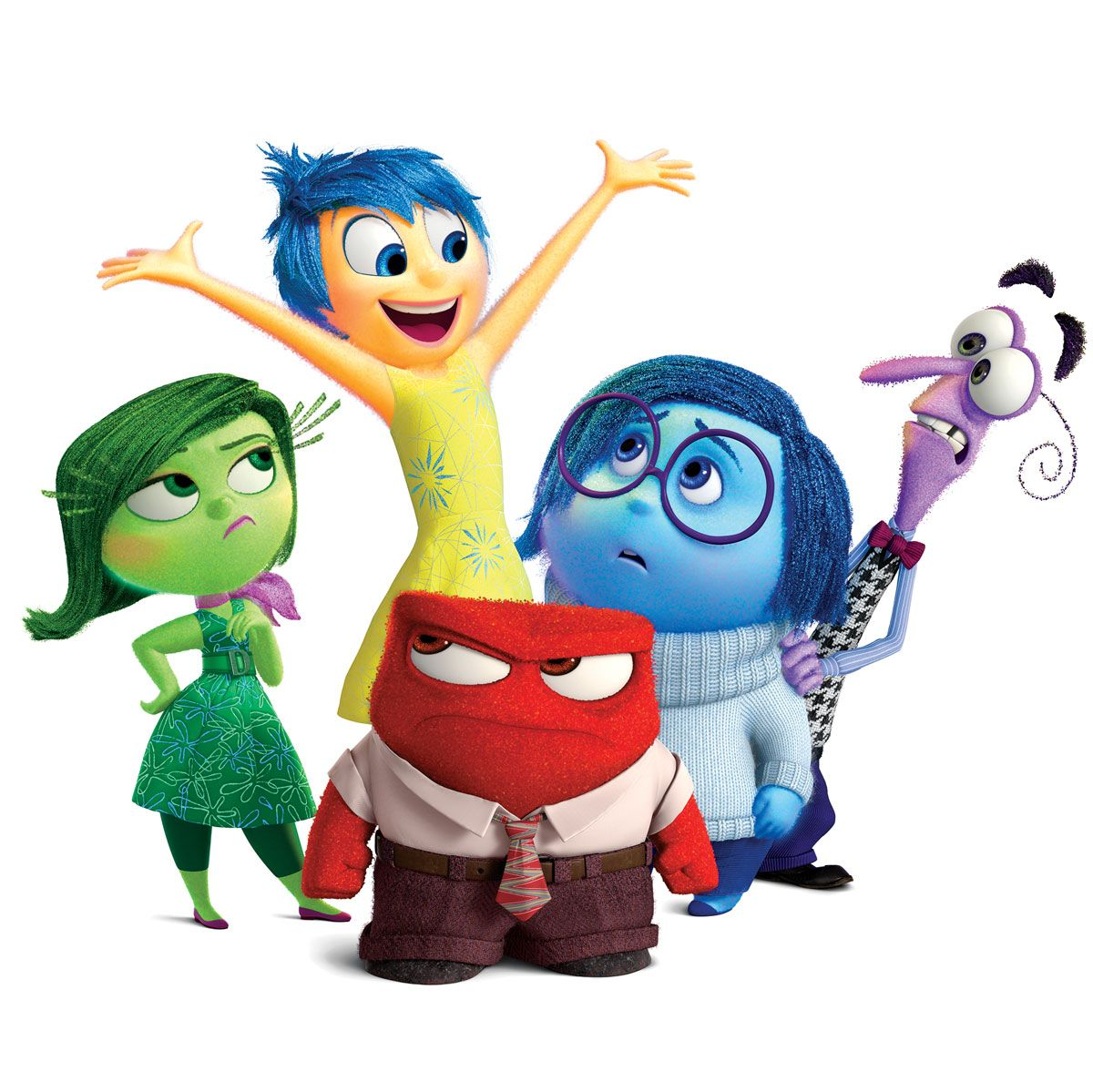 1200x1199 Inside Out' Movie Teaches Emotional Acceptance To Kids (And Adults