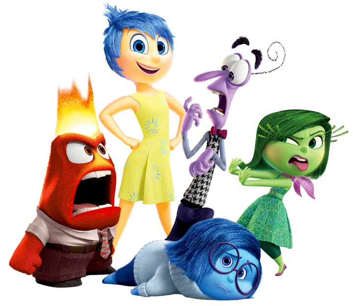 720x623 Clipart For U Inside Out