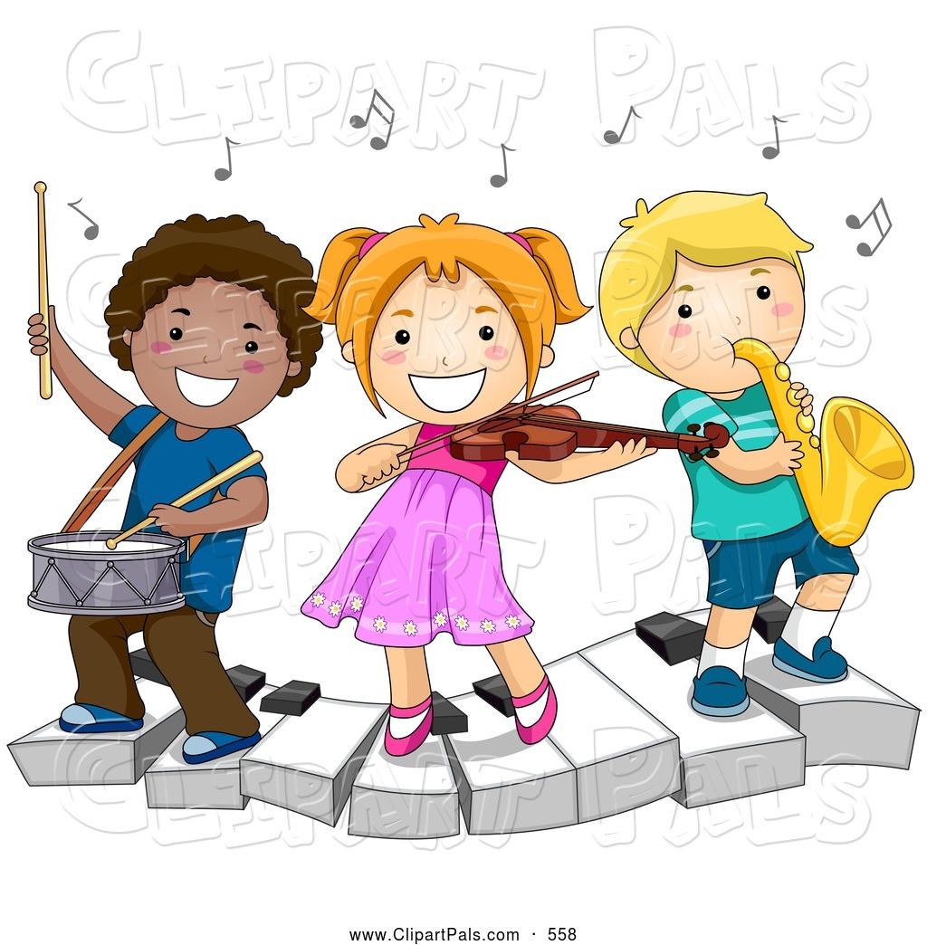 1024x1044 Kids Music Clip Art