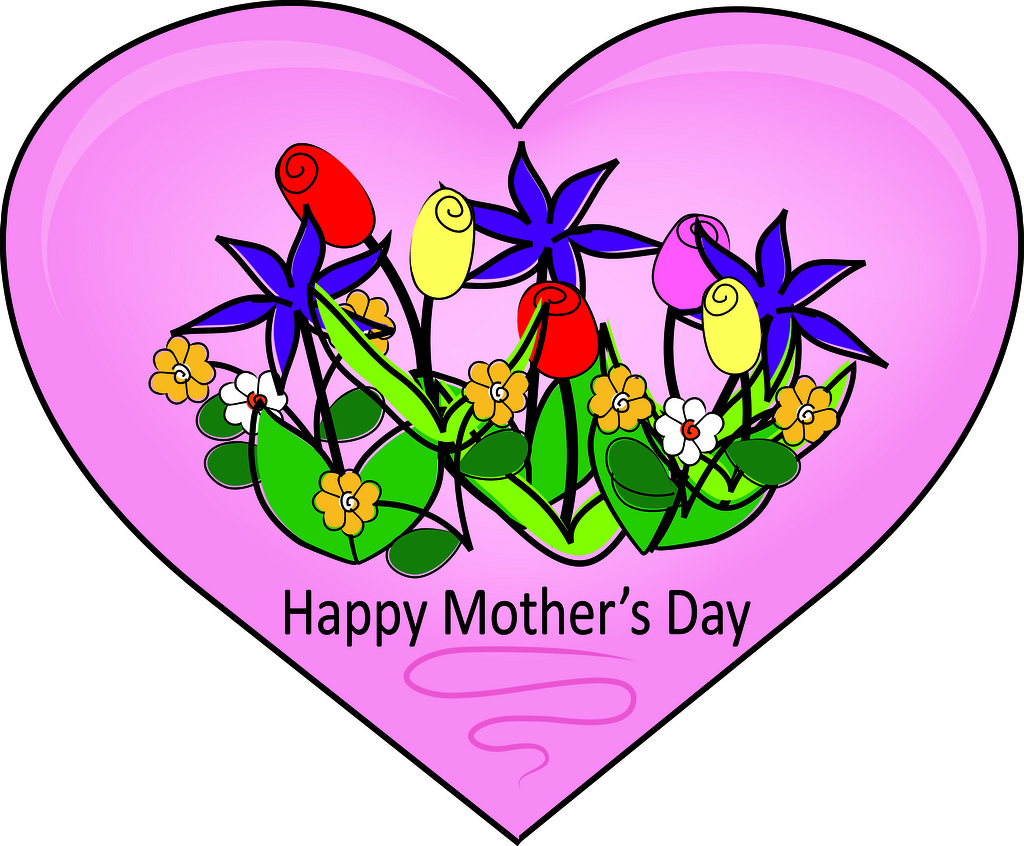 1024x846 Happy Mother's Day Clip Art Pictures