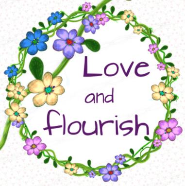 381x383 Instant Download Png Flower Frame Clipart Laurel Wreath Bloom Digi