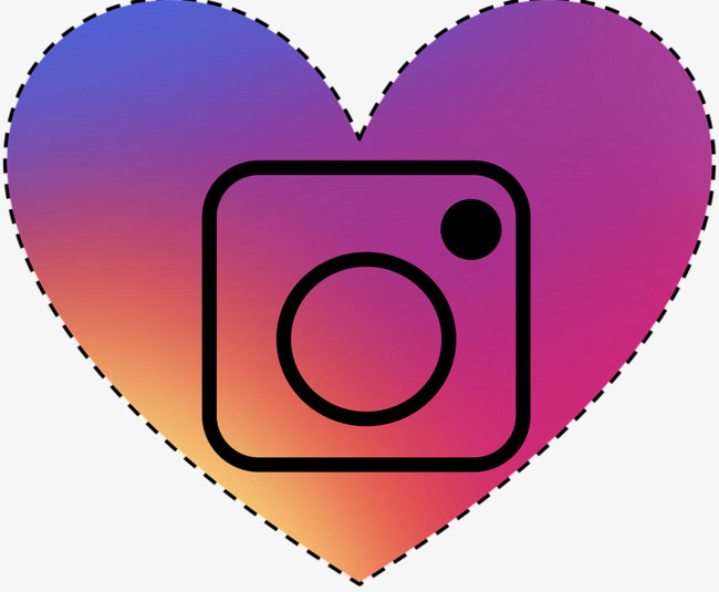 650x535 Purple Love, Instagram, Heart, Love Png Image And Clipart For Free