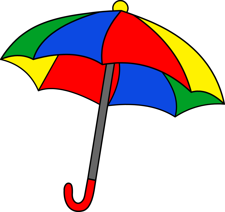 5382x5071 Umbrella Clip Art Free Download Clipart Images