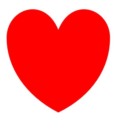 468x470 Best Love You Clip Art Simple