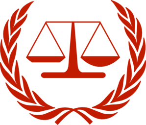 298x255 International Law Logo Clip Art