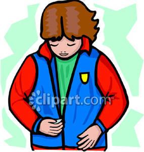 285x300 Jacket Clipart Animated