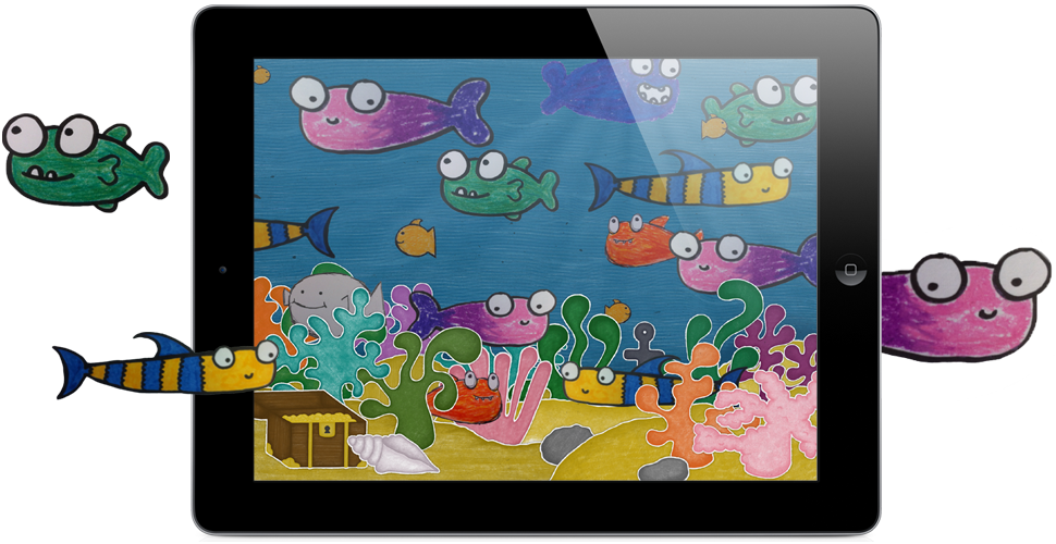 970x500 Collection Of Ipad Clipart For Kids High Quality, Free
