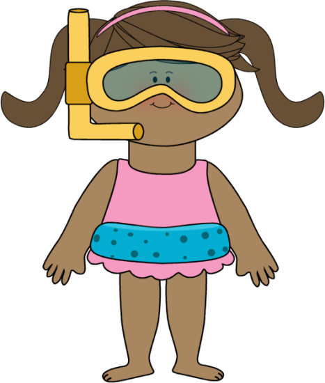 467x550 Girl Swimming Cliparts Free Download Clip Art