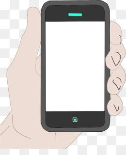 260x320 Iphone 3d Car Smartphone Cartoon Clip Art
