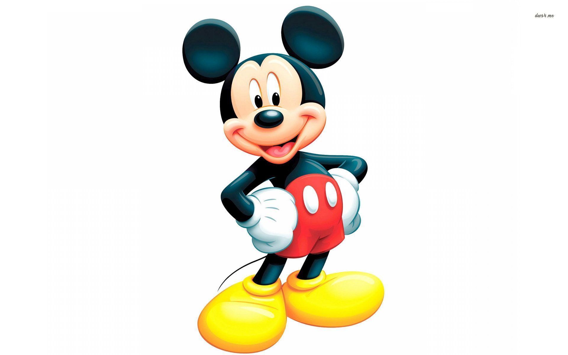 1920x1200 Mickey Mouse Clip Art Images Black