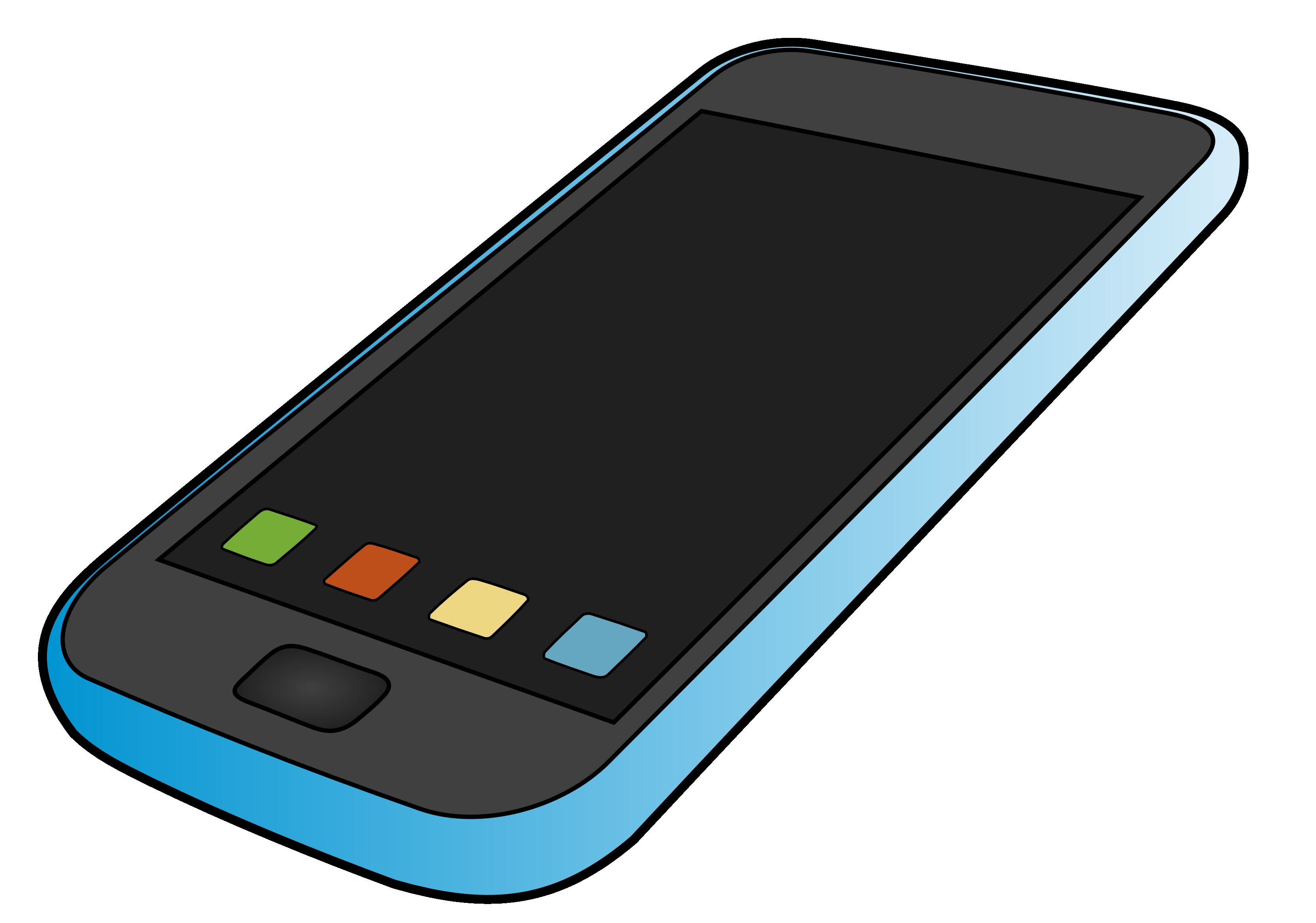 3333x2338 Awesome Iphone Clipart Collection