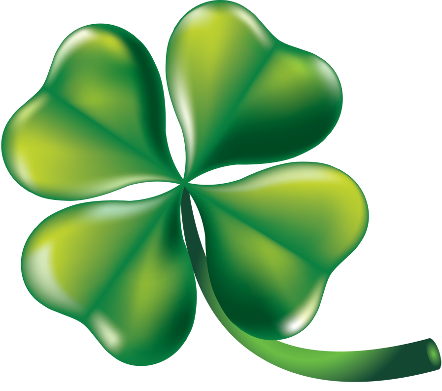 897x792 Ireland Clipart Four Leaf Clover