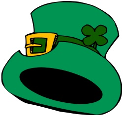 250x239 31 Best Irish Clipart And More Images On Four Leaf