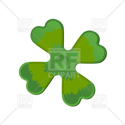 400x400 Irish Spinner Clover Shamrock. Hand Toy For Ireland. Green Clover