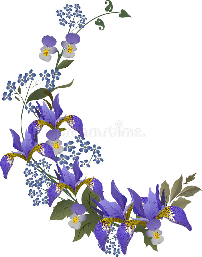 706x900 Iris Clip Art Flower Interesting Ideas