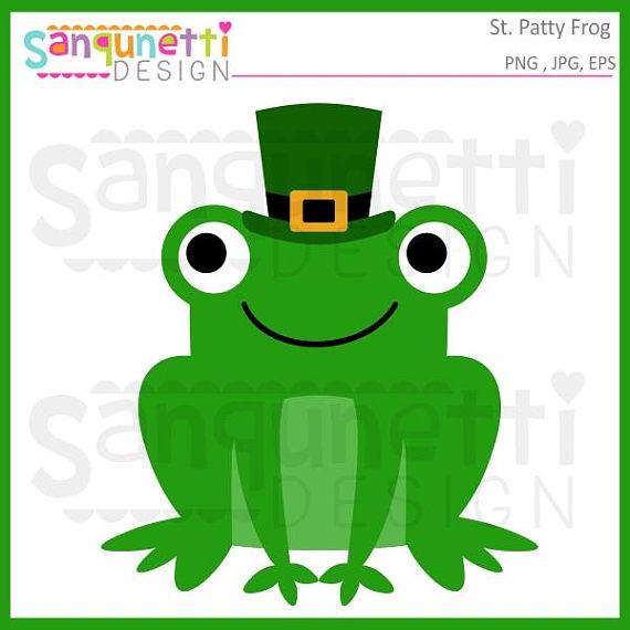 570x570 St Patricks Clipart, Frog Clipart, St Patricks Clip Art, Irish