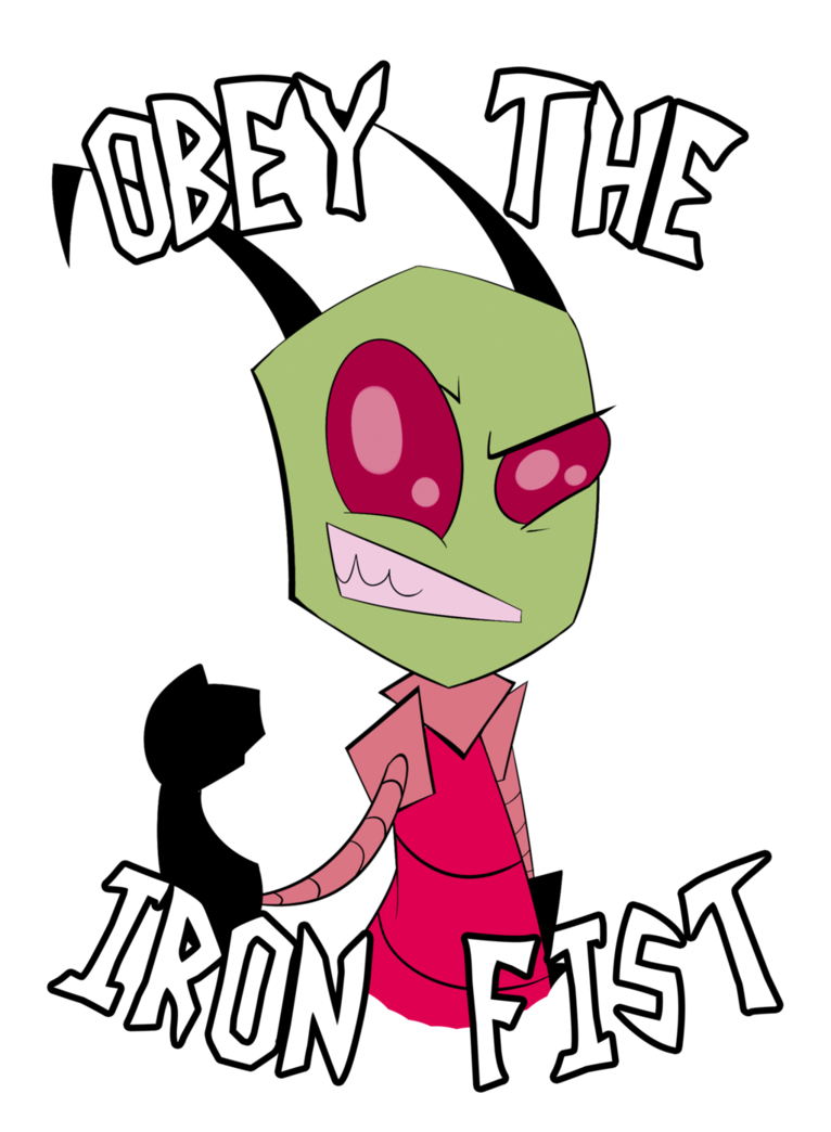 766x1044 Obey The Iron Fist By Befishproductions