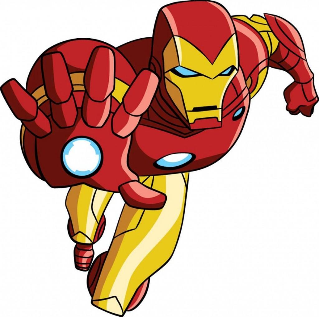 1024x1018 Iron Man Clip Art