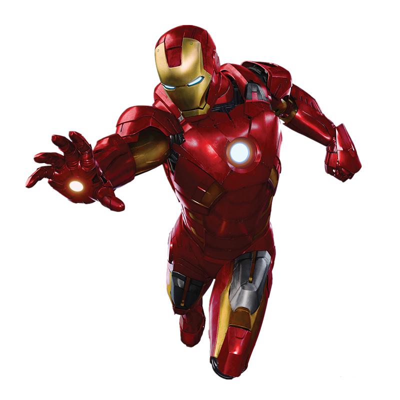 800x800 Iron Man Defense Clipart Png