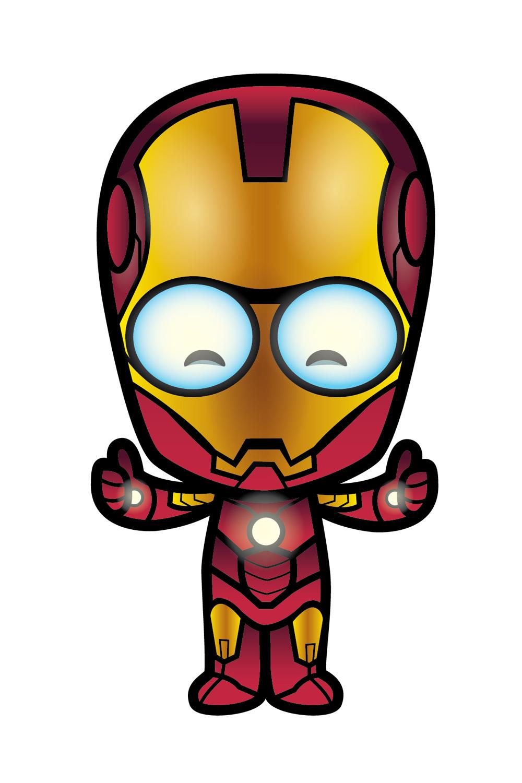 1000x1500 Lil Oishi As Iron Man! Clipart Panda