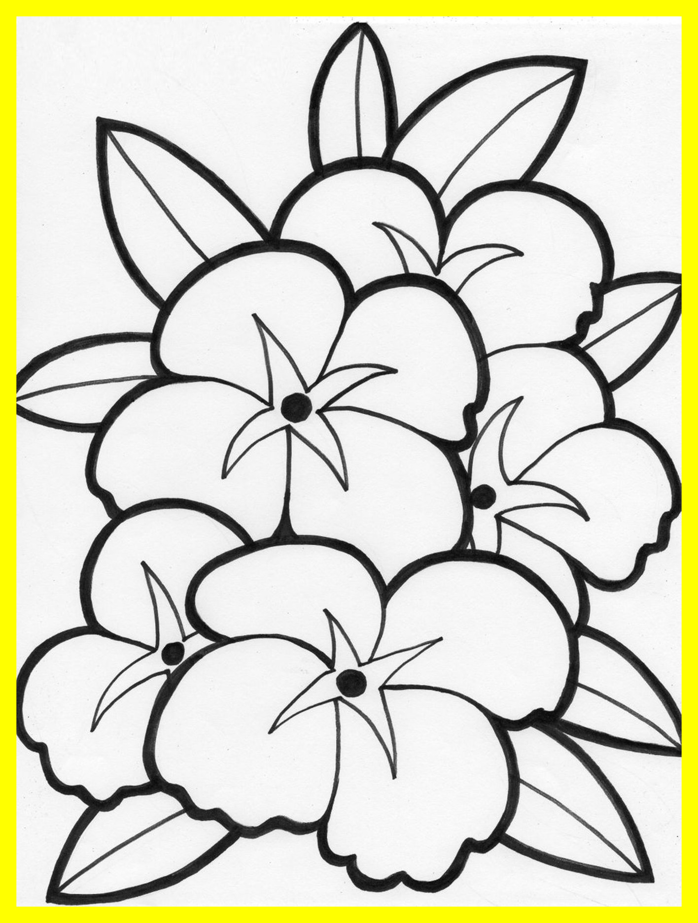 1416x1874 Fascinating A Coloring Pages For Kids Printable Pics Flowers