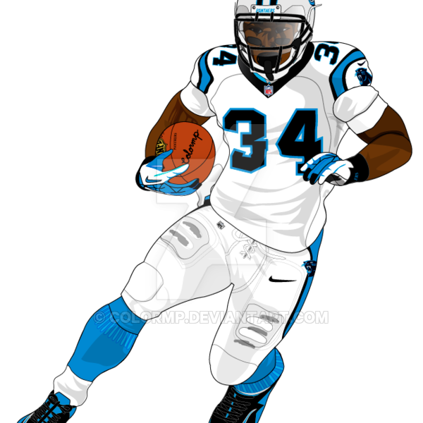 600x600 How To Draw Football Players In The Nfl Coloring Pages Kids 2018