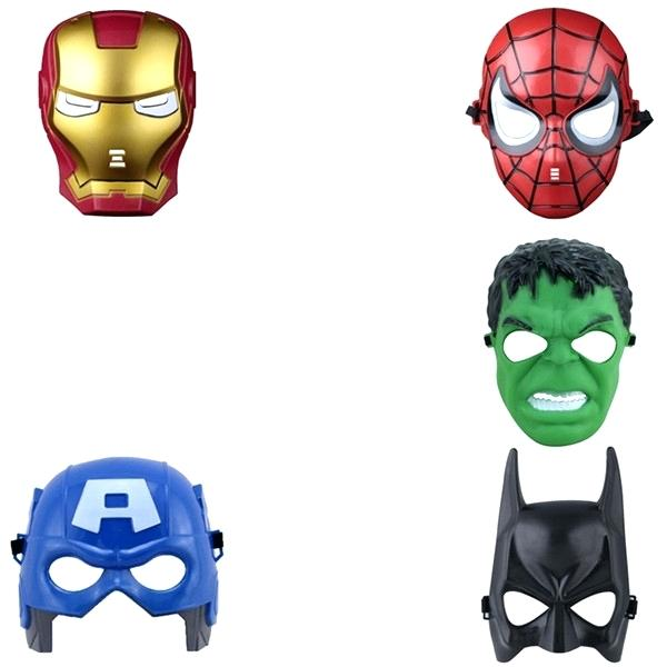 600x600 Iron Man Mask For Kids And New Kids 3 Iron Man Deluxe Superhero