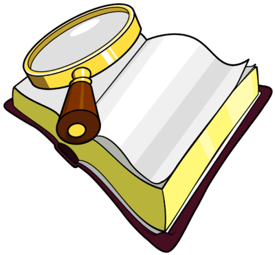 400x372 Image Magnifying Glass Over Bible With The Words Seek The Lord