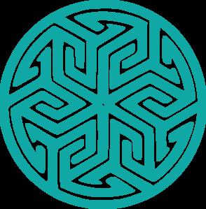 294x299 Islamic Art Jo Clip Art