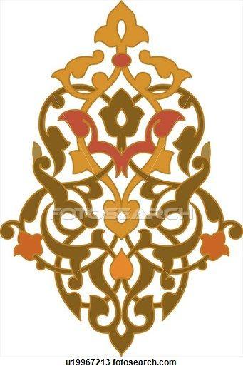 341x520 Arabesque Designs
