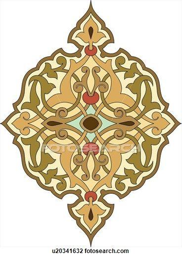 368x520 Arabesque Designs