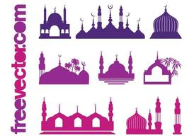 274x195 Free Islamic Buildings Clipart And Vector Graphics