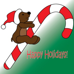 300x300 76 Free Happy Holidays Clip Art
