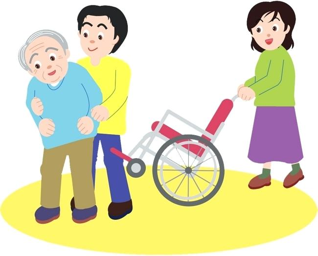 650x523 Clip Art Volunteer Enthusiastic Volunteers Care For The Elderly
